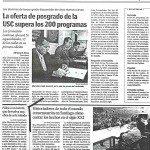 La Voz de Galicia 15 Julio