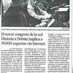 La Voz de Galicia 7 Julio