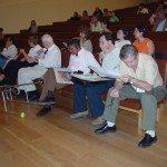 Asistentes Auditorio