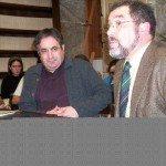 Luis Reis Torgal y Carlos Barros