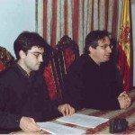 De izda. a dcha: Miguel Marín y Carlos Barros.
