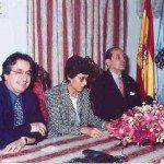 De izda. a dcha: Carlos Barros y Eduardo Pardo.